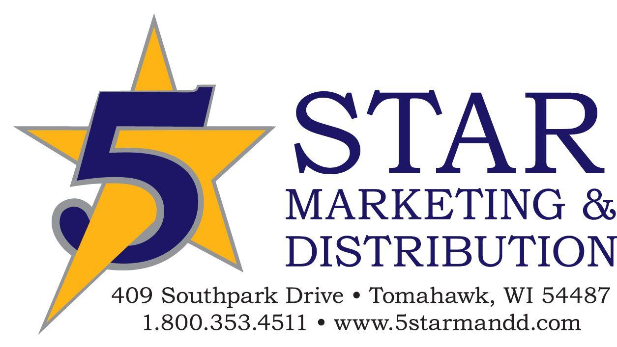 5 star marketing distribution media advertising