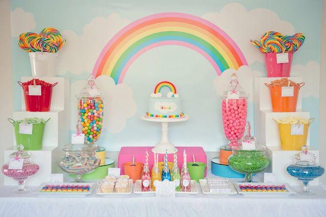 rainbow party: quero meu próximo b-day assim