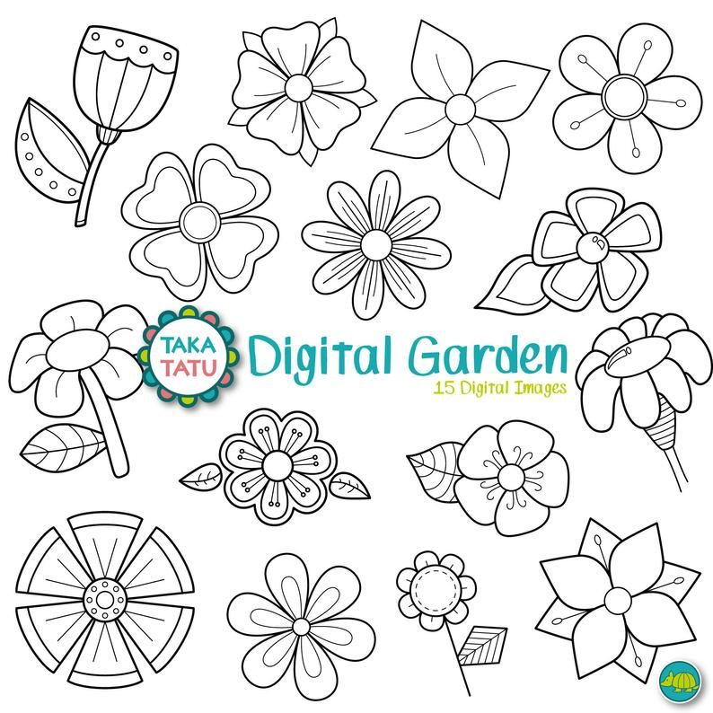 10++ May flowers clipart black and white ideas in 2021