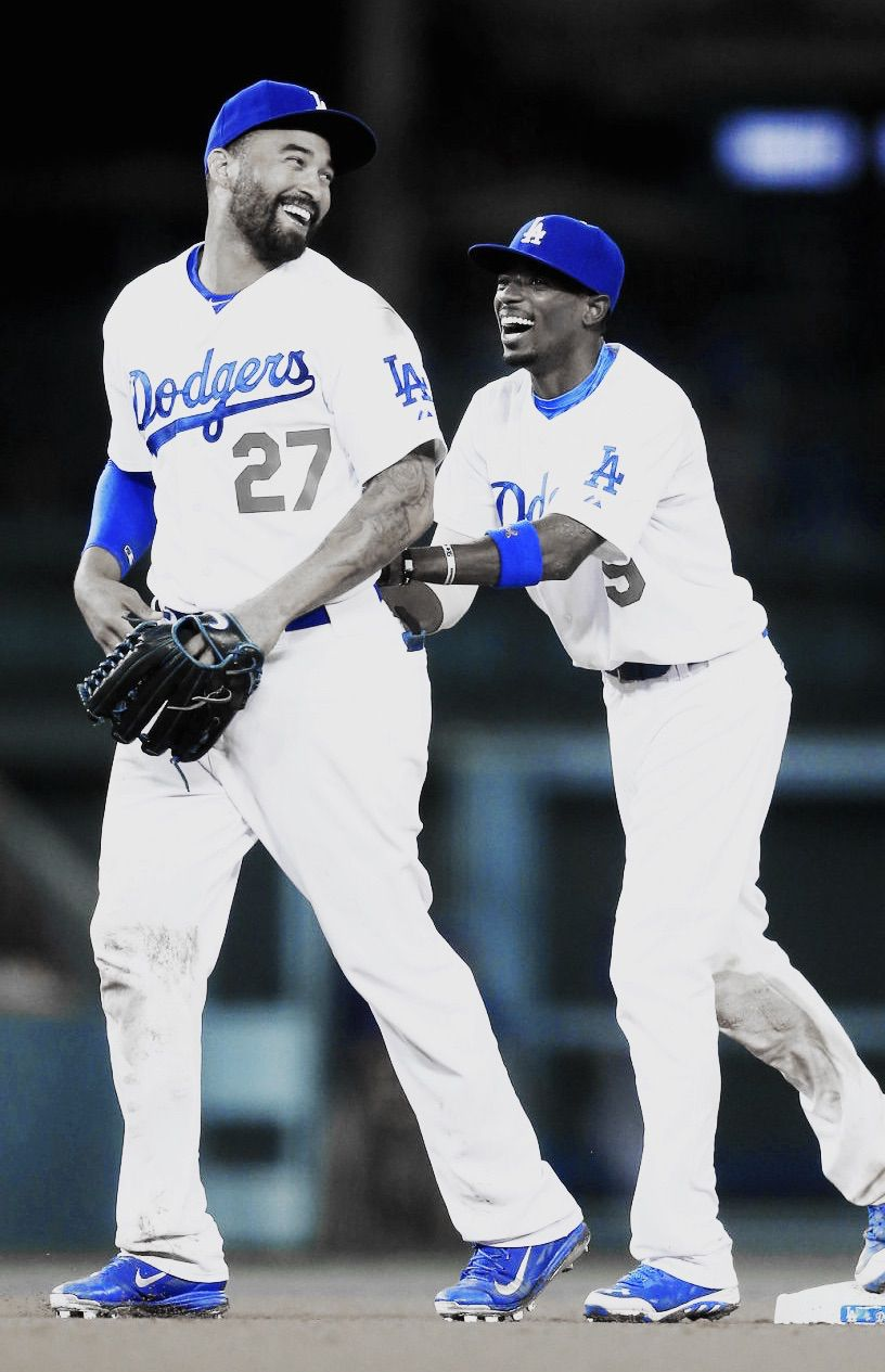 La Dodgers Matt Kemp ,Dee Gordon Dodgers, Matt kemp, La