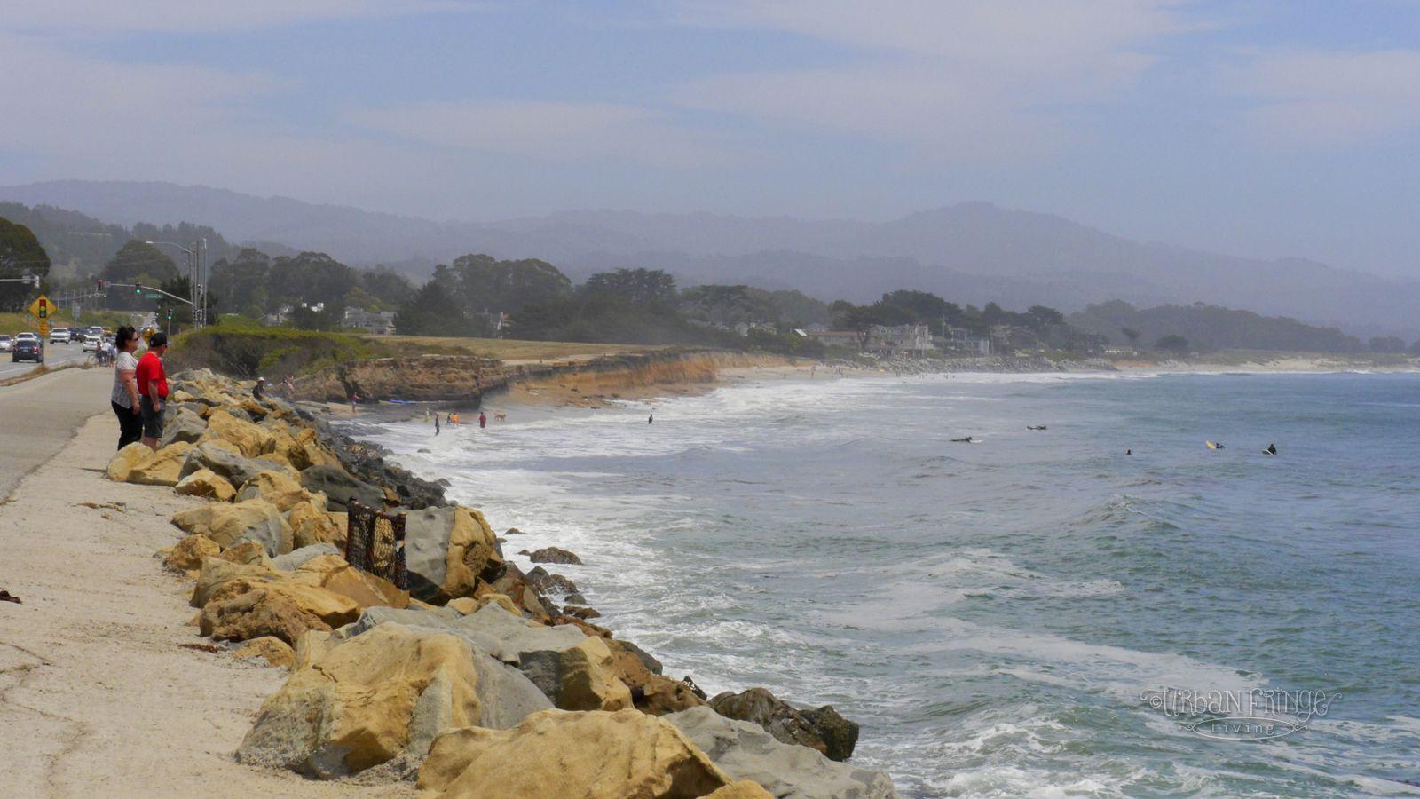 El Granada Surfing, Half Moon Bay And YouTube | Urban Fringe Living