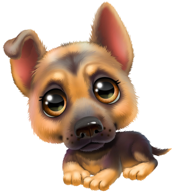 chiens,dog,puppies,wallpapers   Dessin animaux mignons ...