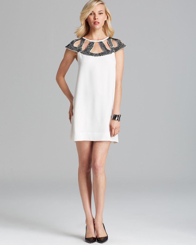DIANE von FURSTENBERG Dress - Achava Embellished   Bloomingdale\'s ...