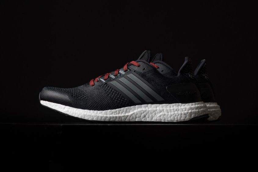 e807bee5f adidas Ultra Boost ST Black Iron Red in 2019
