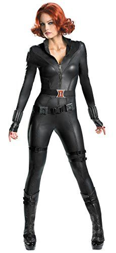Black Widow Marvel Comics Costume
