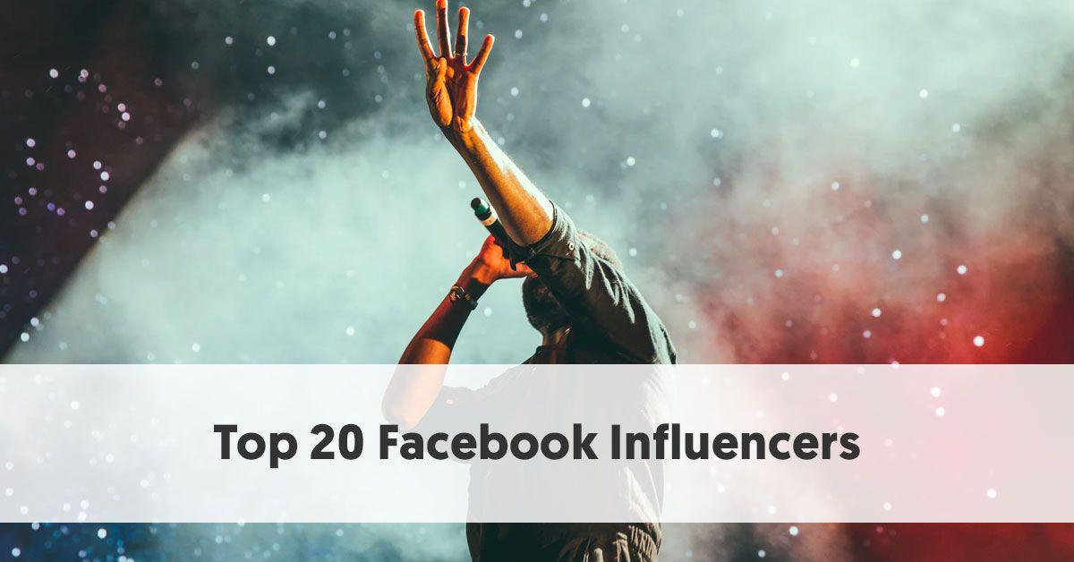 Top 20 Facebook Influencers for 2020 Best rap album, Rap