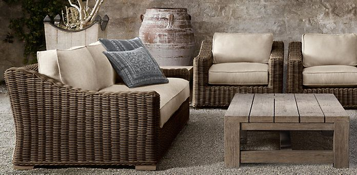 Provence Collection Restoration Hardware Outdoor Furniture Collections