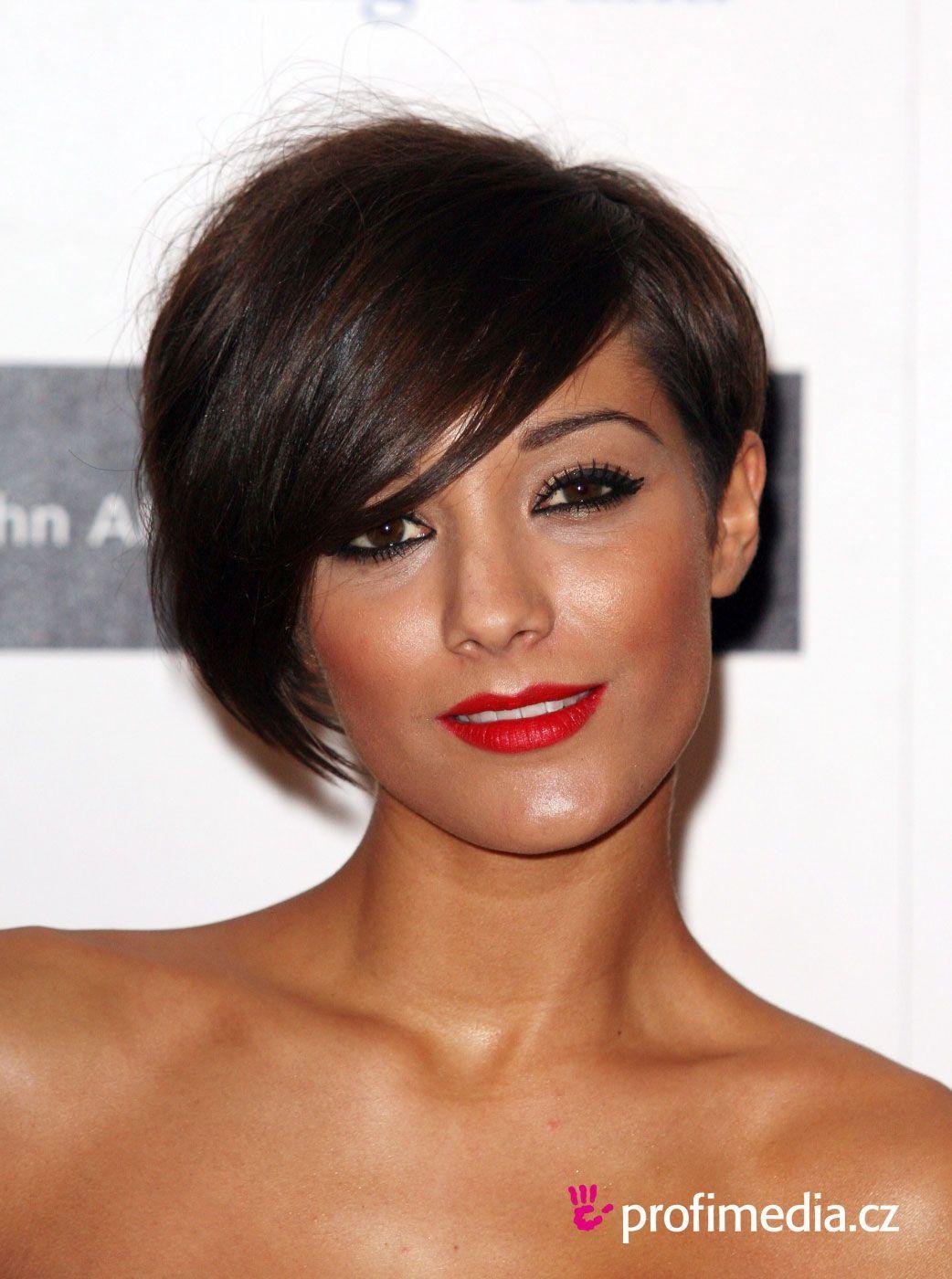 Frankie Sandfords Hair A Look Back Hair Pinterest