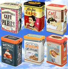 Nostalgiedose Blechdose Dose Kaffeedose Vorratsdose Retro Vintage Shabby Chic Retro Vintage Retro Vintage