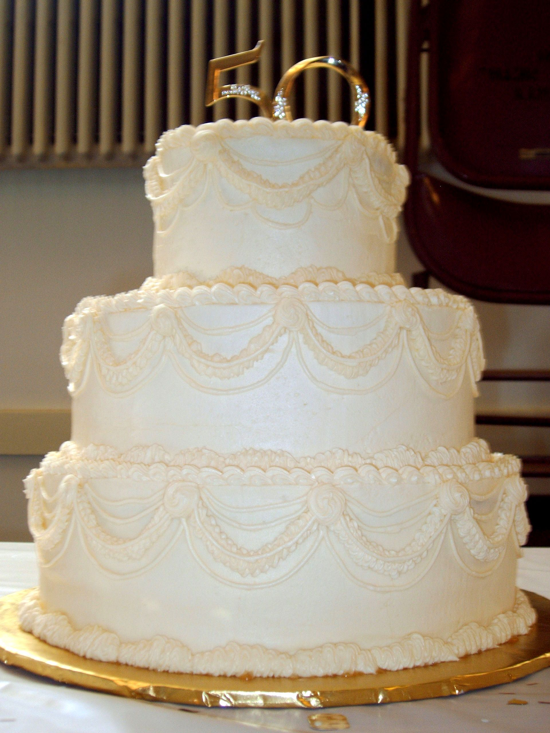 50th anniversary | ann\'s cakes | Pinterest | Anniversaries, 50th and ...