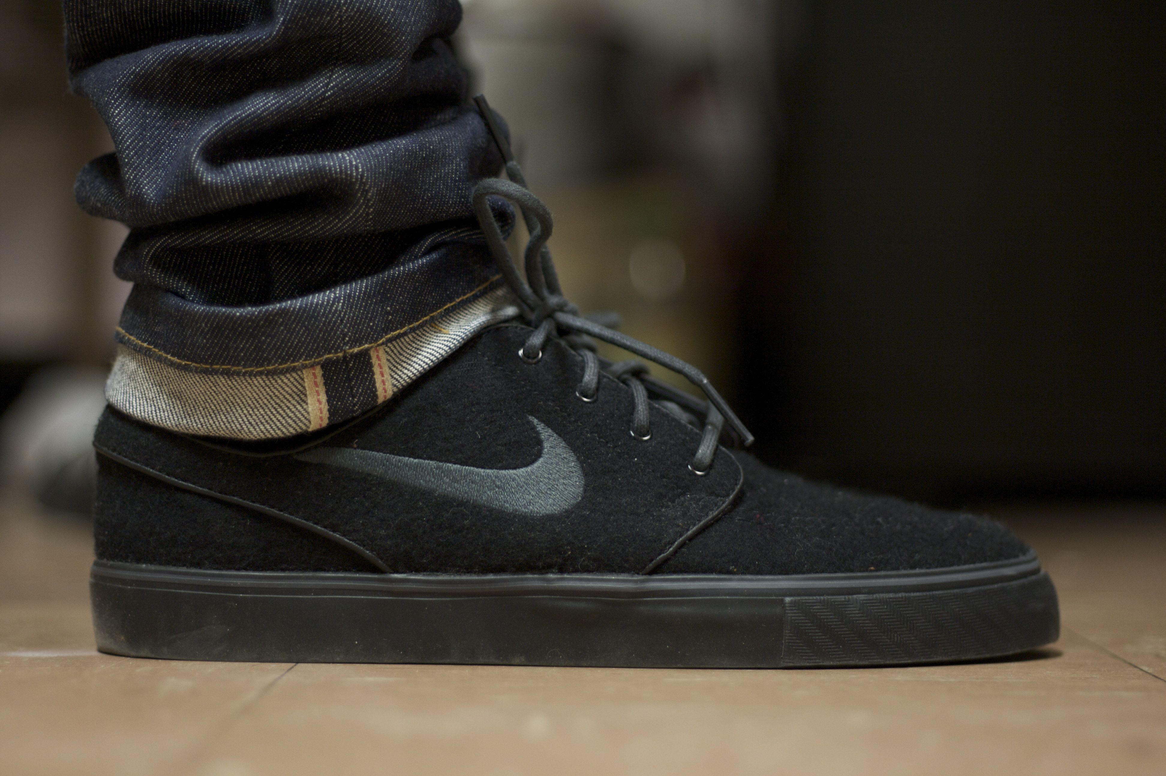 check out 40677 ab2b6 Nike SB Zoom Janoski Wool (2009) (John Benitez)