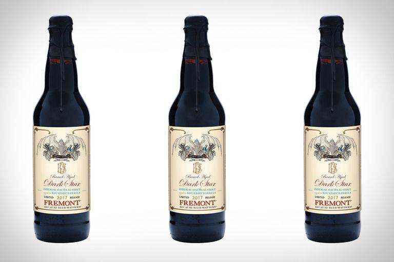 Fremont Brewing Bourbon Barrel-Aged Dark Star