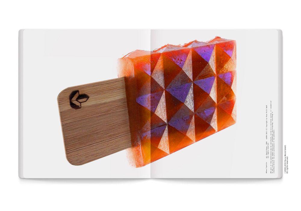 Nuna® Frozen Popsicle / Artist/Architect Manu Kumar & Stefan Gandl
