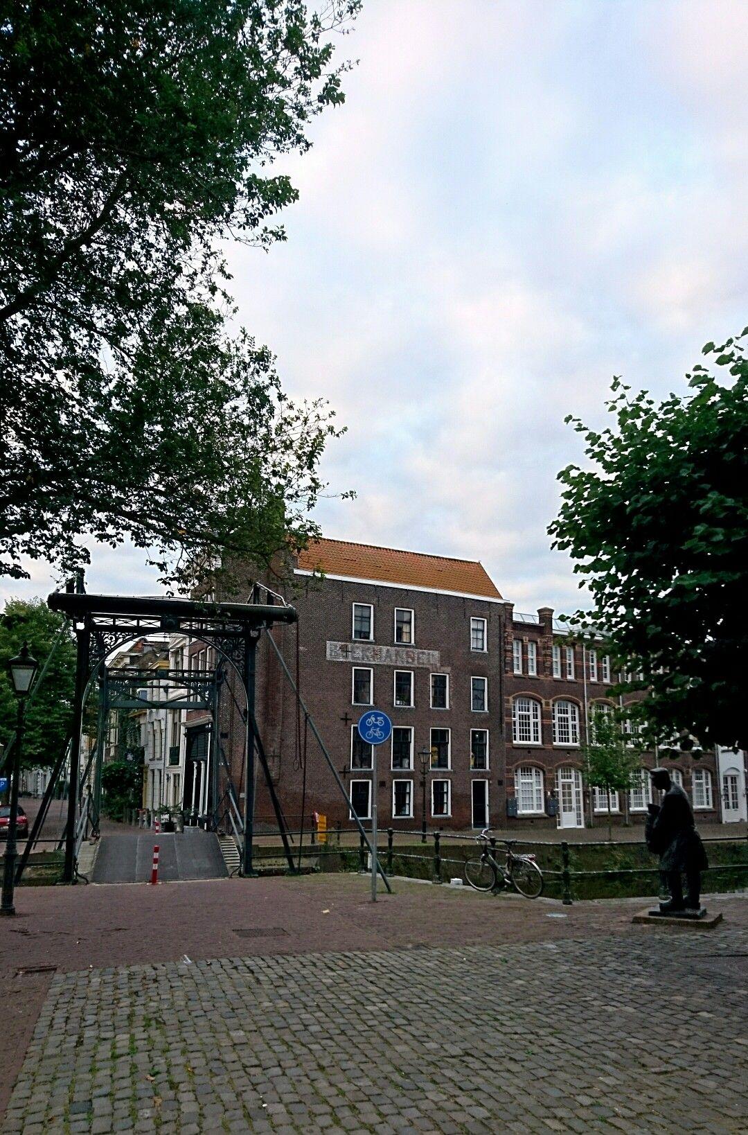 Korte haven brug, Schiedam mypic