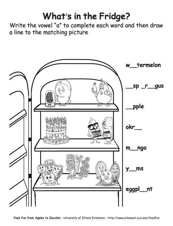 Kids Activity:
