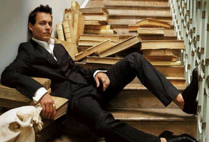 Fondo De Pantalla Johnny Depp, Johnny Depp