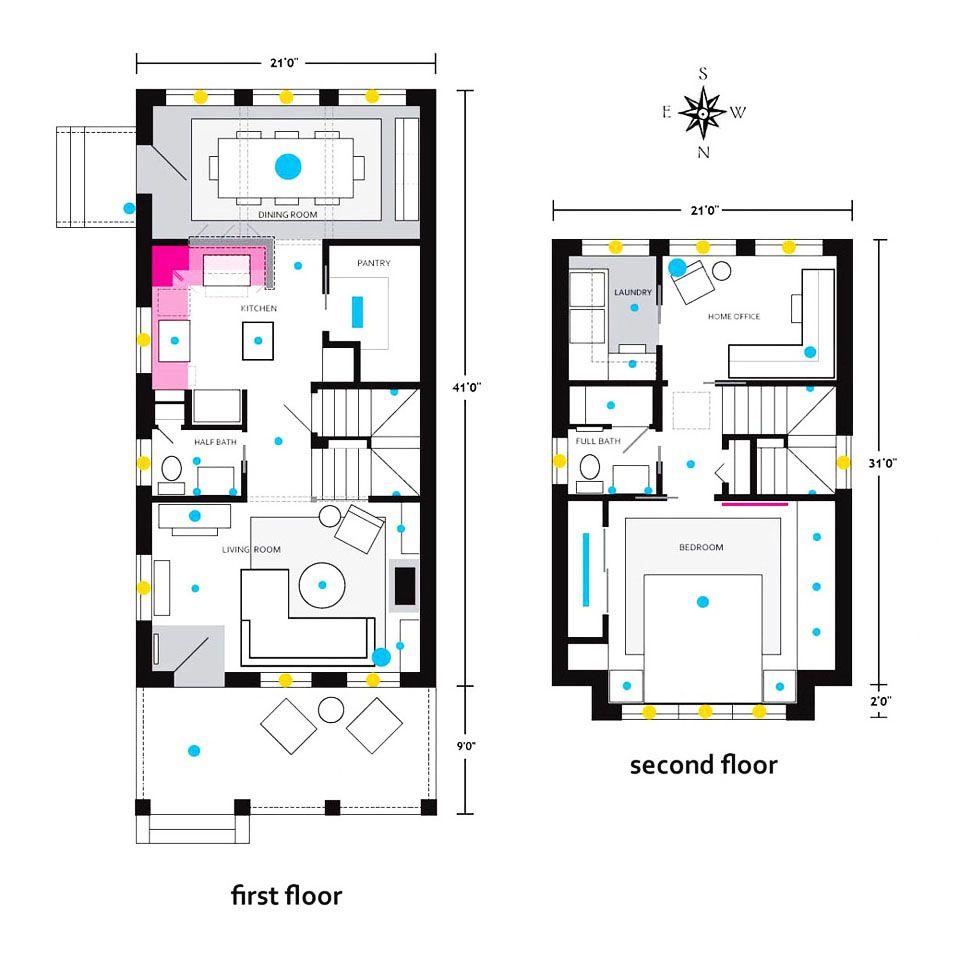 100 Eco Condo Floor Plan Off The Grid Home Plans