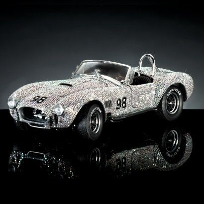1966 Shelby Cobra 427 S/C With Swarovski Crystals