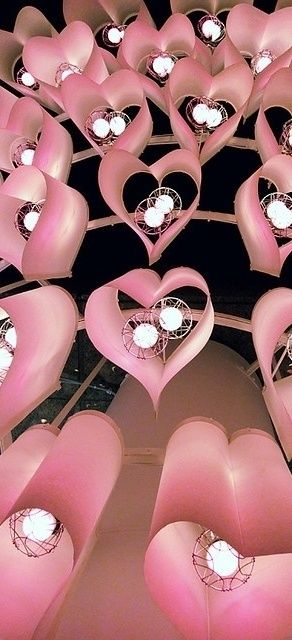 Sofiaz Choice: pink love lights