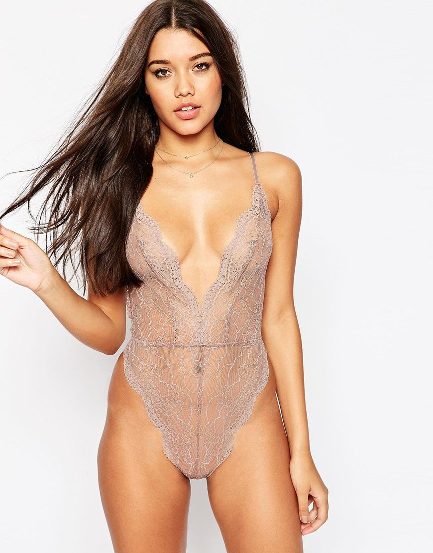 ASOS Bobbi Lace Up Back Body | Underwear | Pinterest | Bodies ...