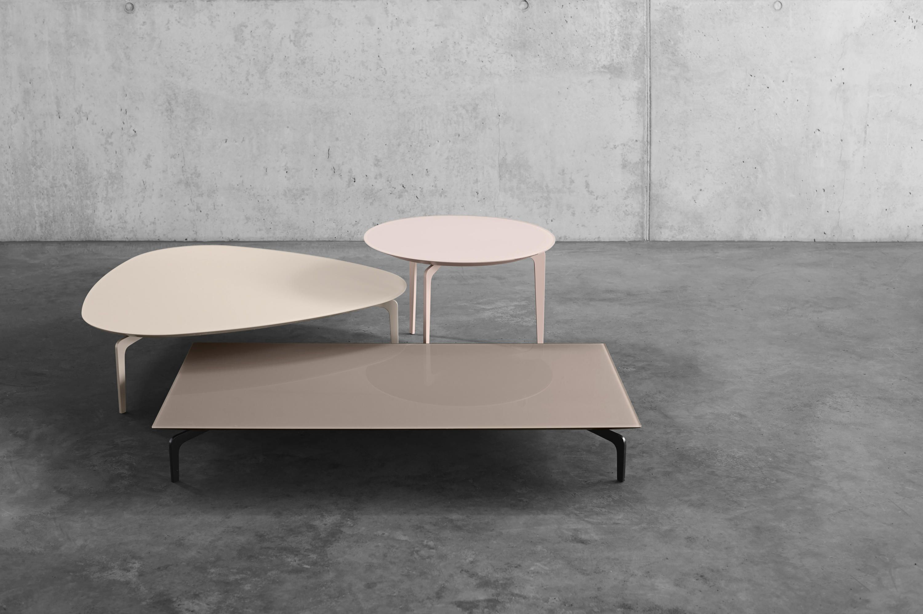 Kettnaker Couchtisch - Solo T2 15 002 01 Designer Coffee Tables From Kettnaker  All