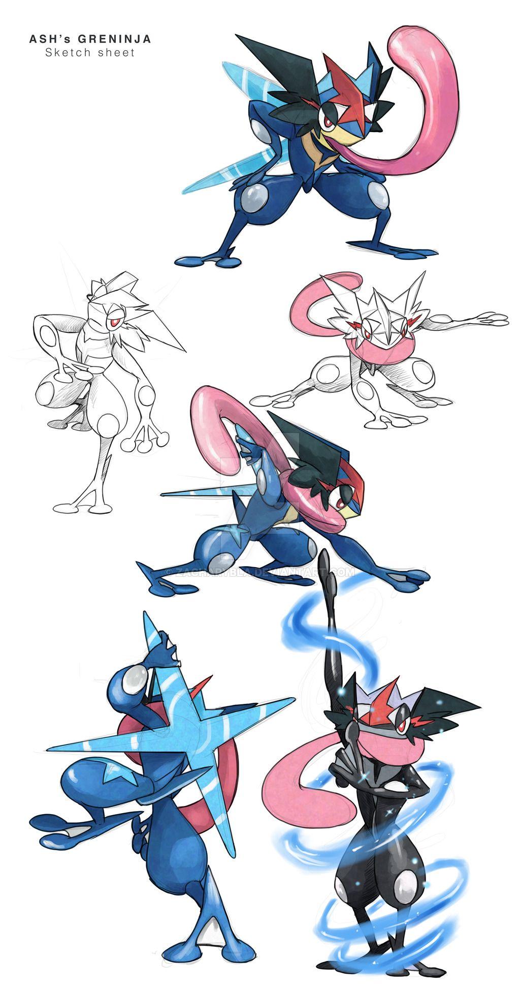 how to get greninja in pokemon moon