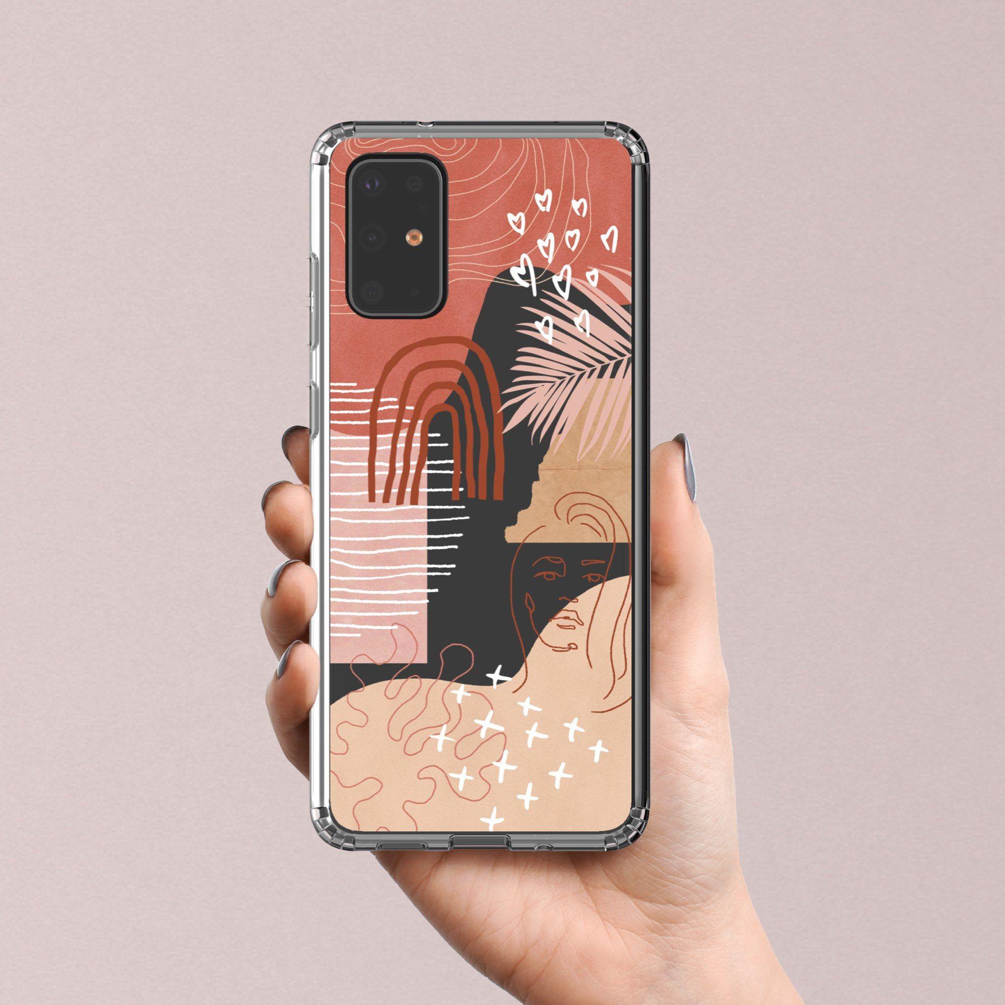 Modern Abstract Galaxy S20 Phone Case Galaxy S20 Ultra