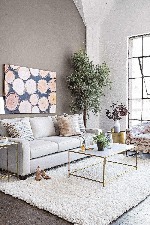 38 Fresh Interior Ideas for Small Flats   Living room grey ...