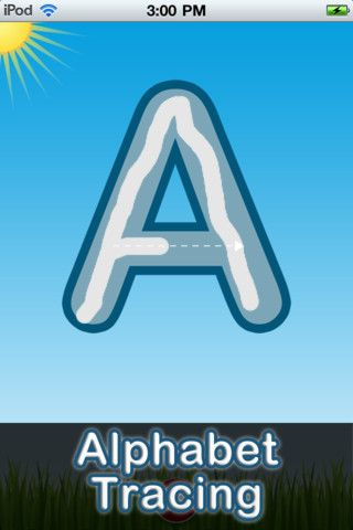 Letter Quiz, Learn ABCs, write alphabet tracing,teach letters