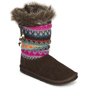 - Couleur : Chocolat - Chaussures Femme 79,19 €