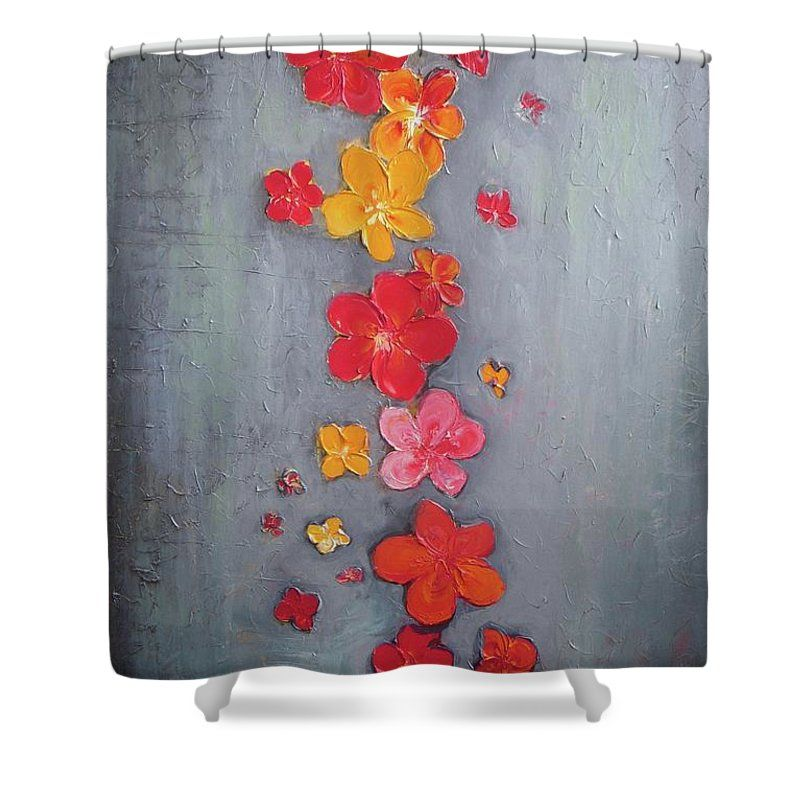 Marry Me Shower Curtain For Sale By Vesna Antic