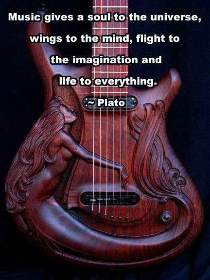 The impact of music #Music #Plato
