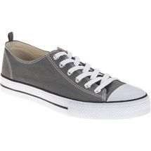 ef18b3765717b2  12 Walmart  Faded Glory Mens  Stinson Canvas Lace Up Shoe