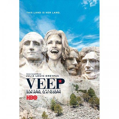 Veep: The Complete Fourth Season DVD
