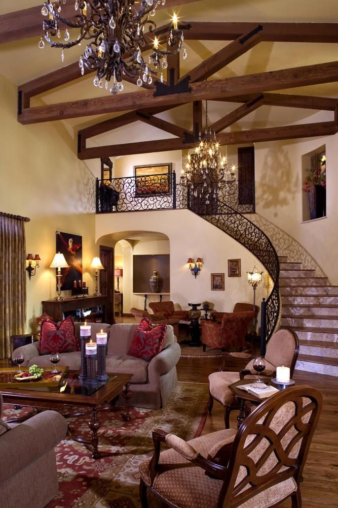 Tuscan Style Decorating Ideas