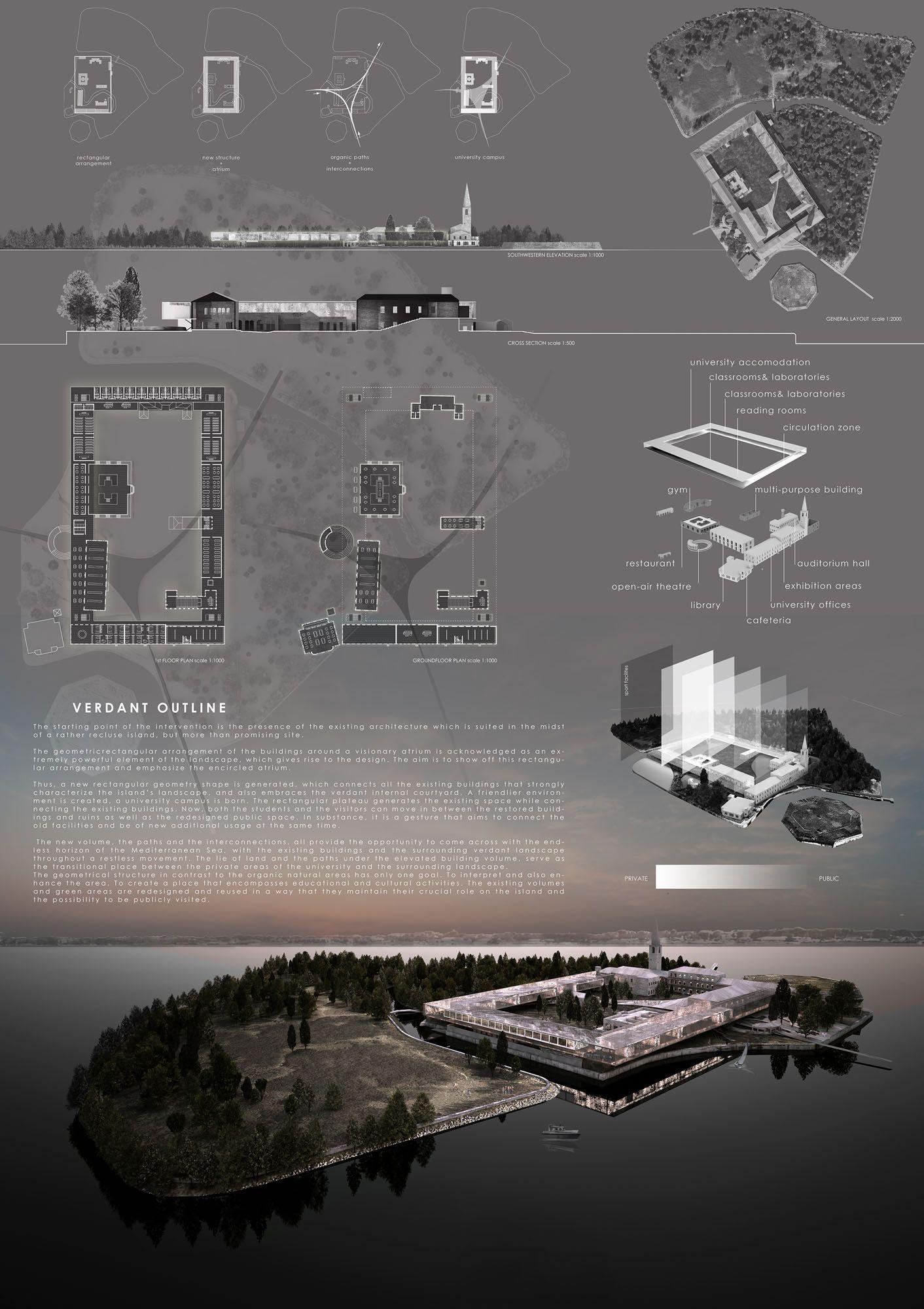 Yac un 39 associazione il cui scopo di promuovere for Concorsi di architettura
