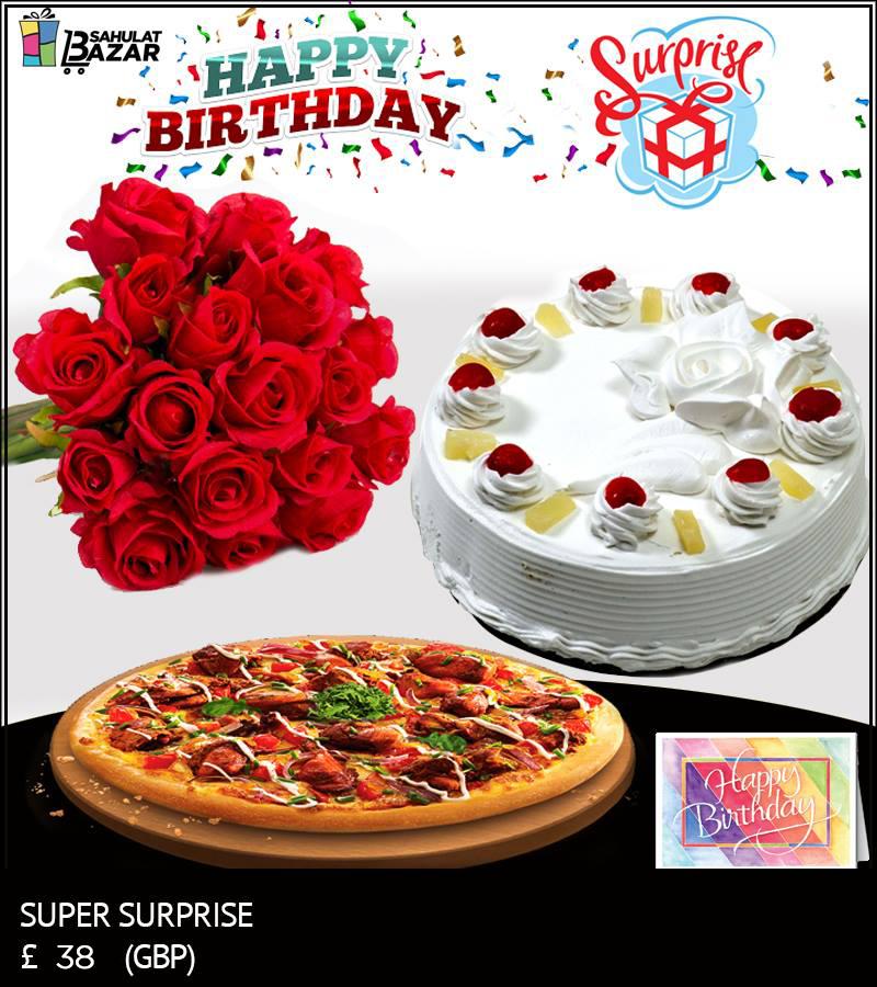 Super Surprise Delicious pizza, Best bakery, Super surprise