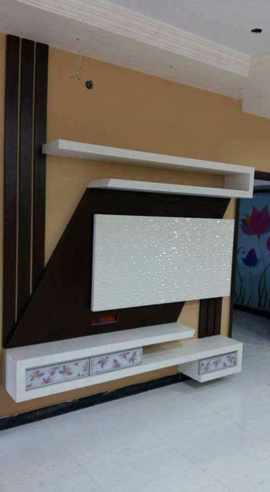 Lcd Panel Tv Unit Design For Living Drawing Room Bedroom: Lcd Panel Designs Latest #lcd #panel #designs * Lcd Panel