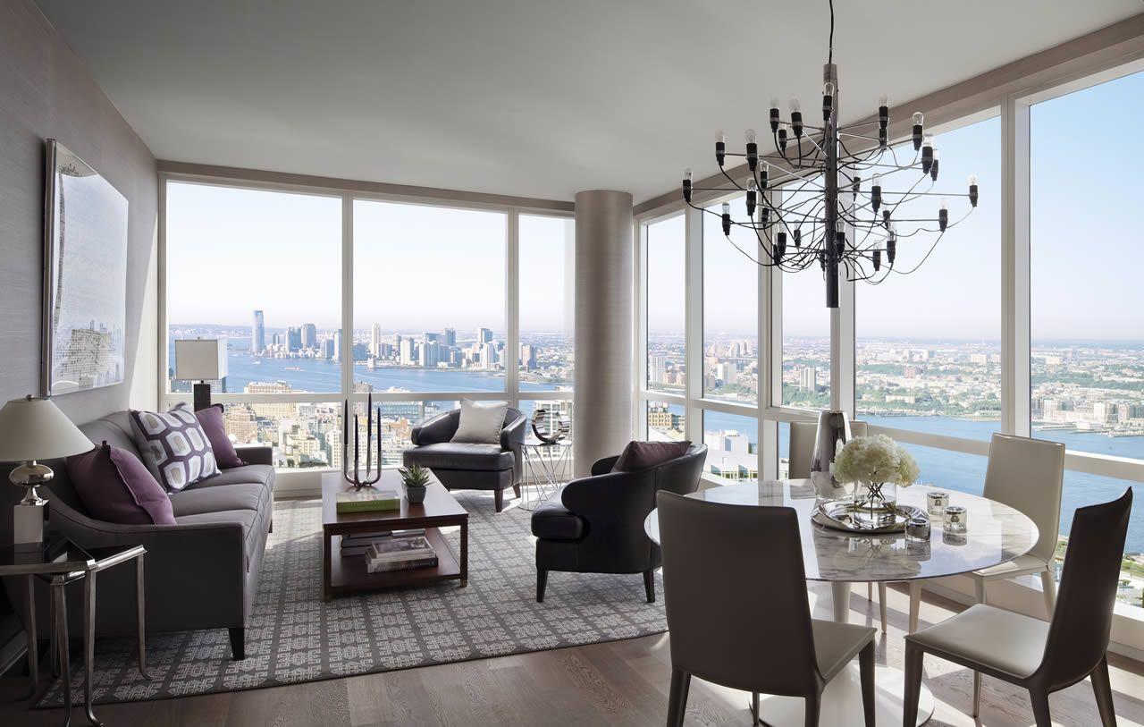 Manhattan Pied-a-Terre | Terrat Elms Interior Design | Boston, MA ...