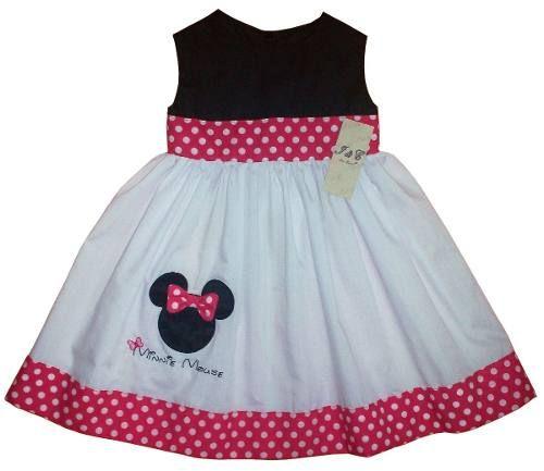 Vestidos De Minnie Para Niña Imagui Modas Infantil
