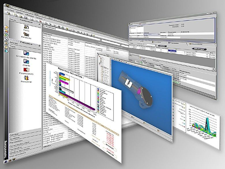 Our application development company is expertise in custom