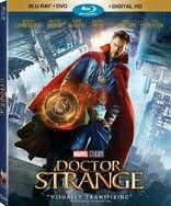 Doctor Strange Blu Ray Dvd Digital Hd Ultraviolet Doctor Strange Marvel Doctor Strange Dr Strange