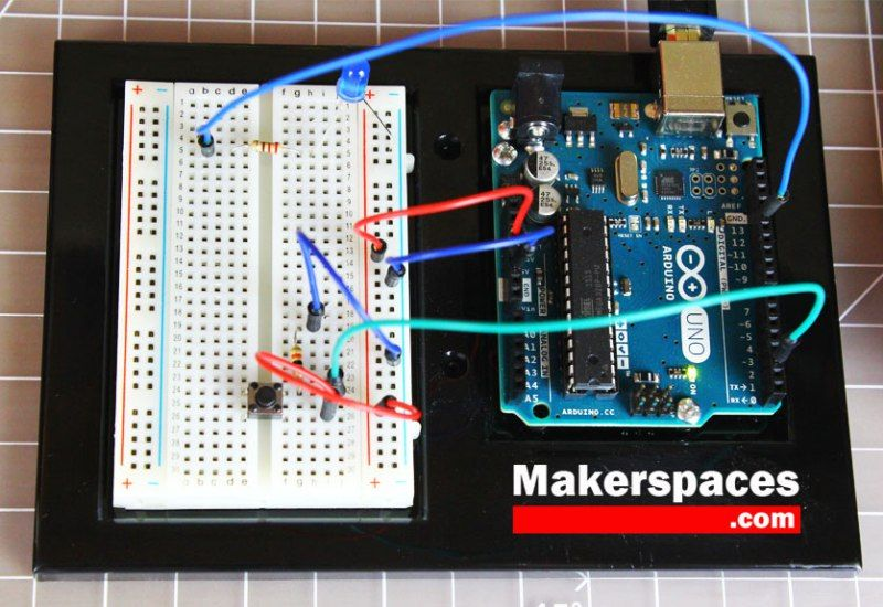 arduino-uno-breadboard-switch   kid friendly   Pinterest   Arduino ...