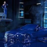 Mercedes-Benz hones fashion voice with style-centric social platforms