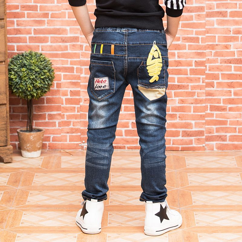 2bd344519 Click to Buy << boys jeans for 2016 spring/autumn pants children denim jeans  of kid clothing high-quality hot sale #Affiliate