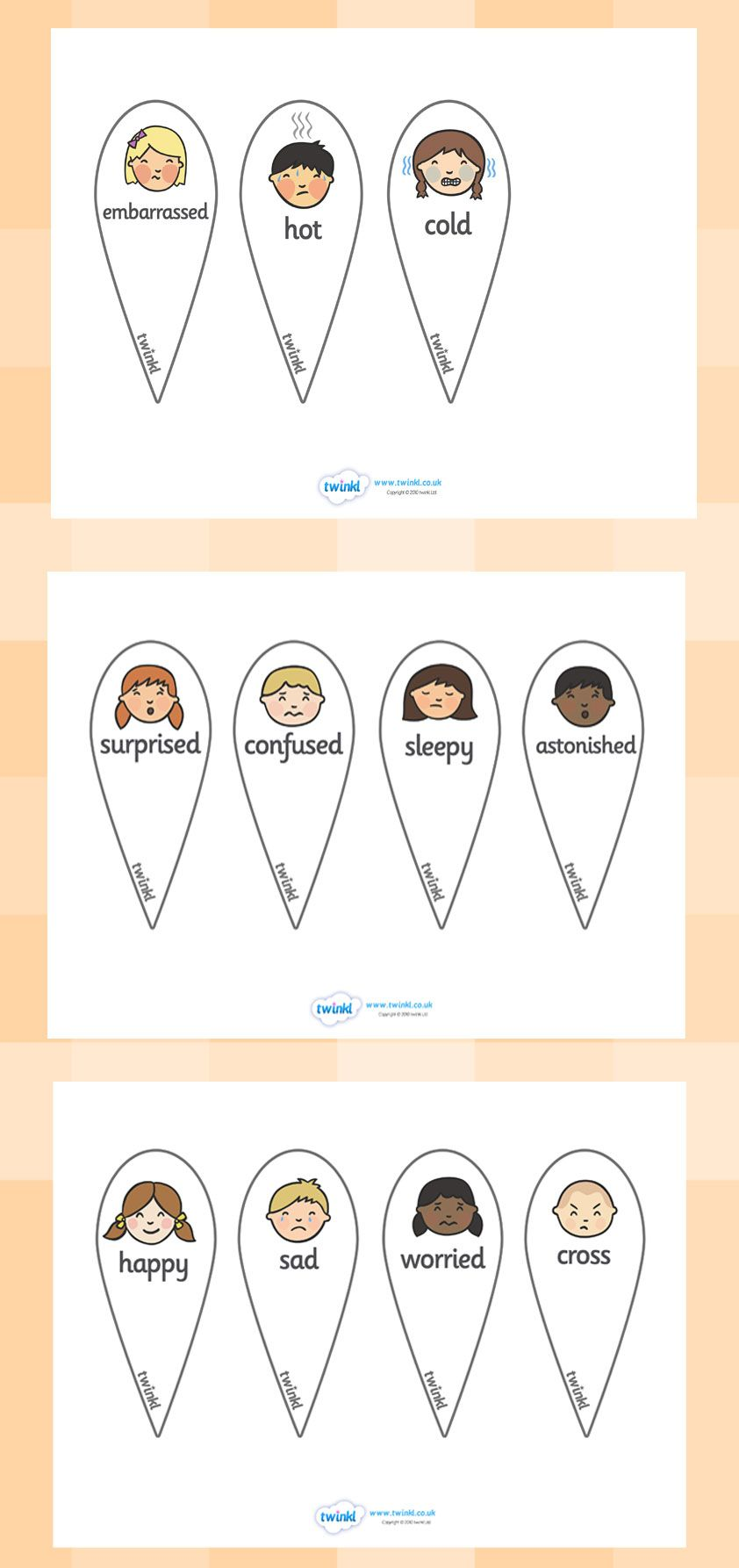 Workbooks the twits worksheets ks2 : Twinkl Resources >> Ourselves Emotion Fans >> Thousands of ...