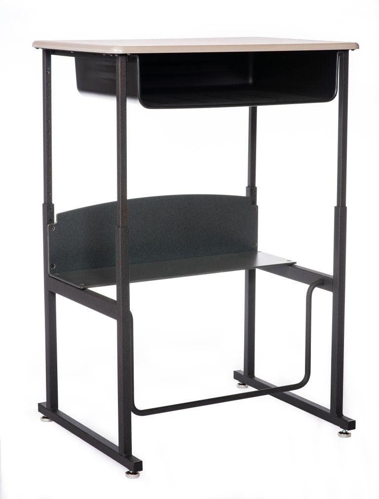 Jarvis Electric Adjustable Height Standing Desk Frame Desk