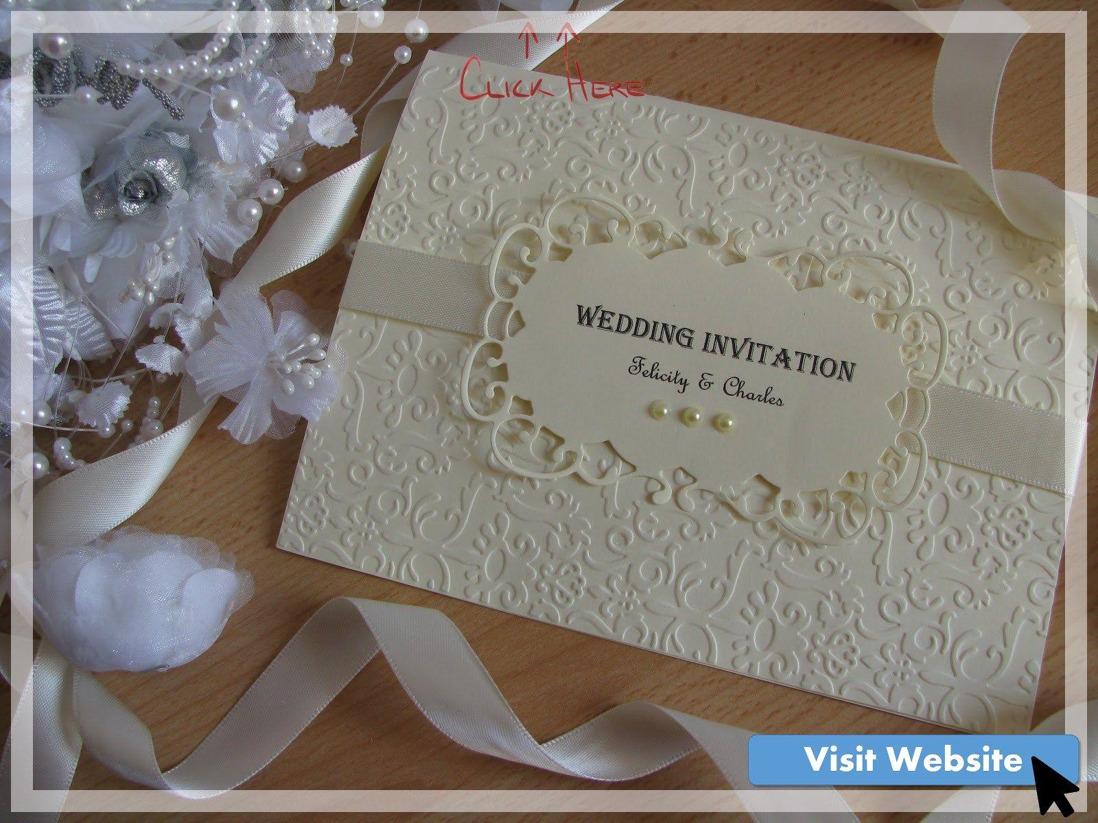 19 Top Handmade Wedding Invitations Simple Embossing Folder In 2020 Funny Wedding Invitations Handmade Wedding Invitations Fun Wedding Invitations