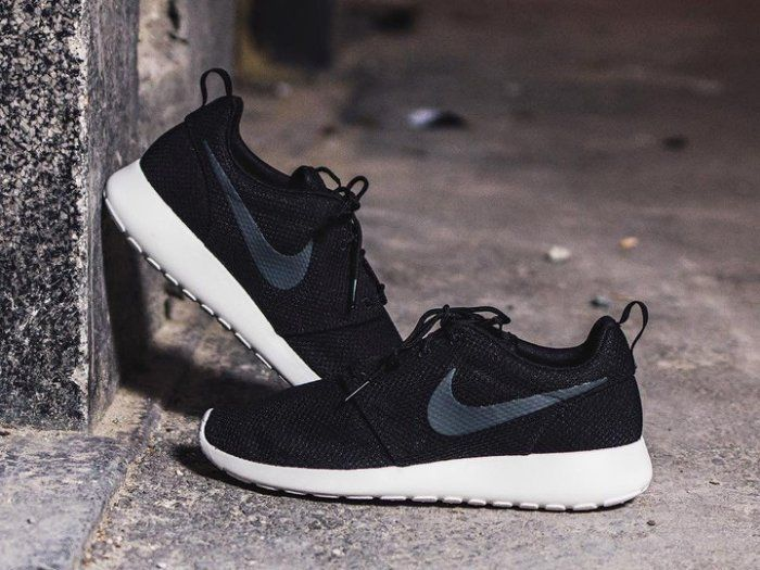 low priced 951de 37a9f Men s Shoe Nike Roshe One Black Sail Anthracite 511881-010 Size 12.5 Free  Ship  fashion  clothing  shoes  accessories  mensshoes  athleticshoes (ebay  link)