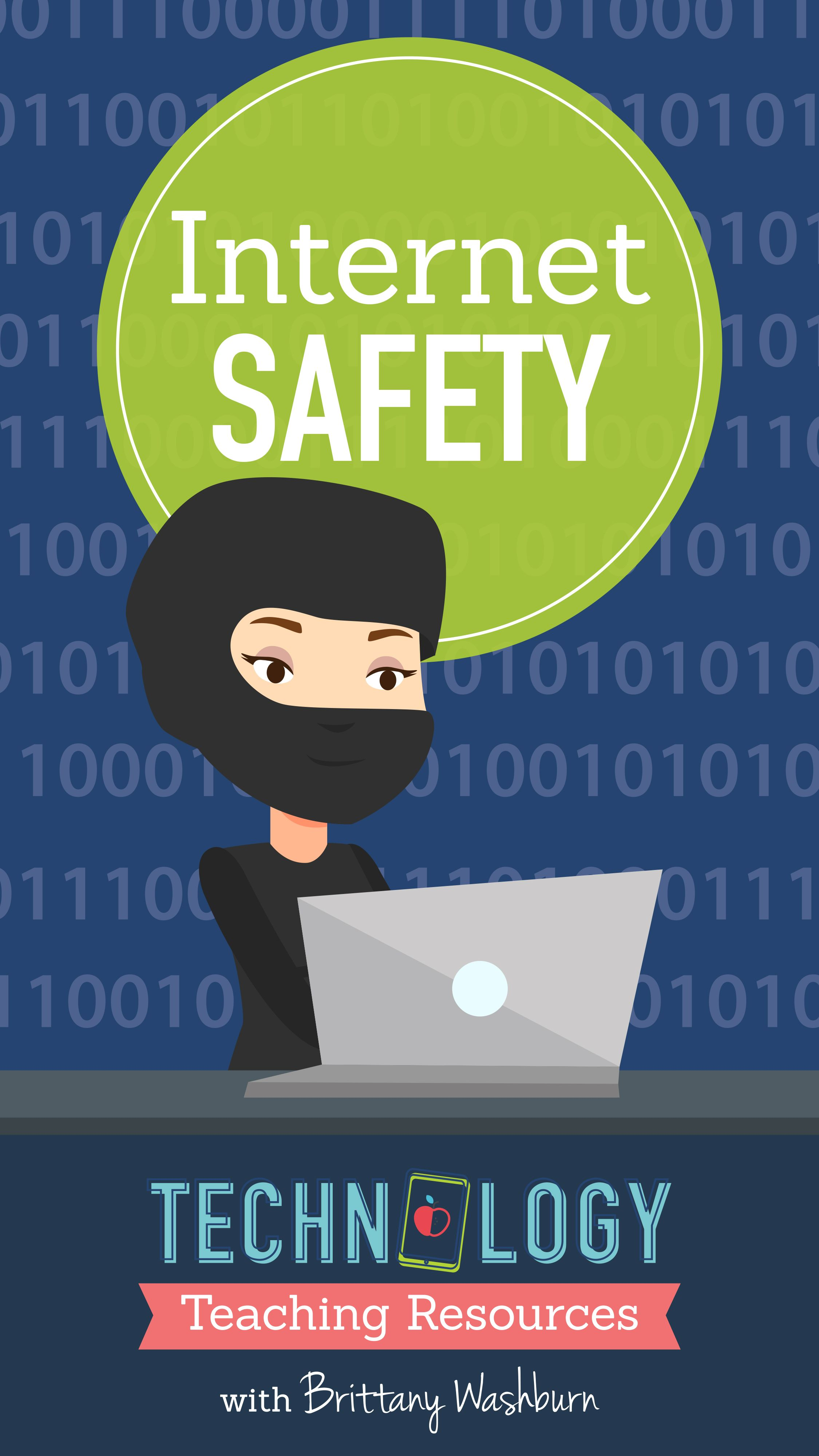 Internet Safety Activities For The Elementary Computer Lab